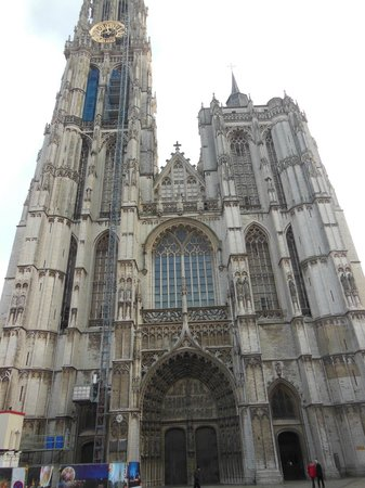 Cathédrale Notre-Dame d'Anvers : Onze-Lieve-Vrouwekathedraal
