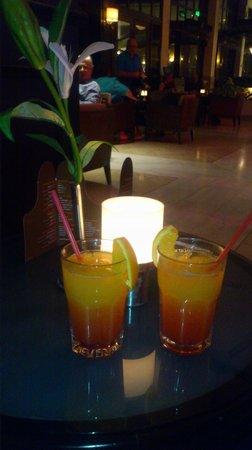 Renaissance Antalya Beach Resort & Spa: Tequila Sunrise