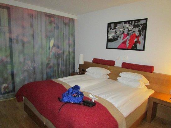 First Hotel G : quarto standard duplo