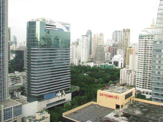 Novotel Bangkok Ploenchit Sukhumvit : View from the room