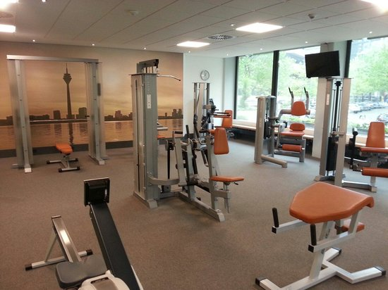 Lindner Congress Hotel: Gym