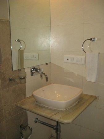 Nahargarh Haveli: Baño