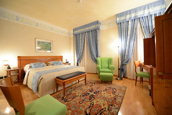 Best Western Hotel Firenze: camera superior