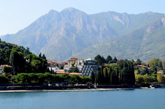 Clarion Collection Hotel Griso Lecco : View of Hotel Griso