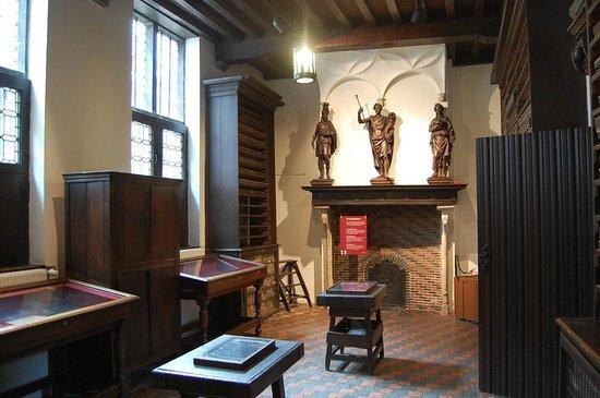 Plantin - Moretus Museum: Plantin-Moretus Museum