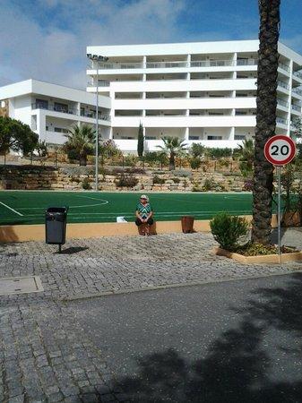 Alfagar II Aparthotel: overview