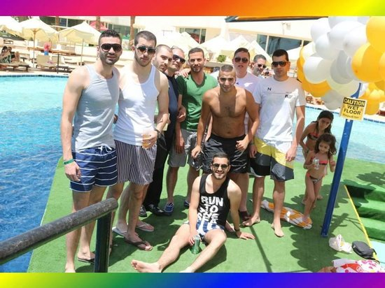 Taba Hotel & Nelson Village: party