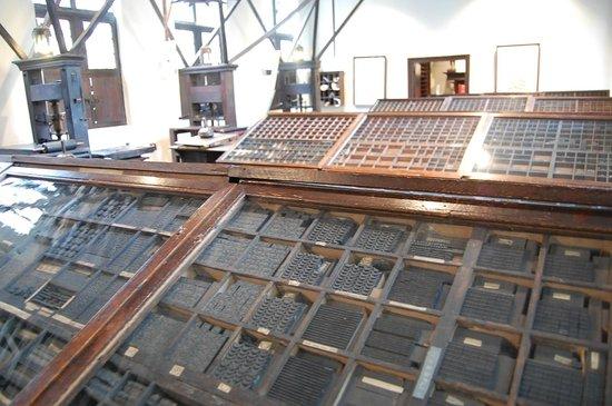 Musée Plantin-Moretus : Plantin-Moretus Museum