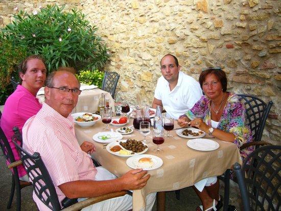 Restaurant Can Dolc: genieten in een prachtige entourage