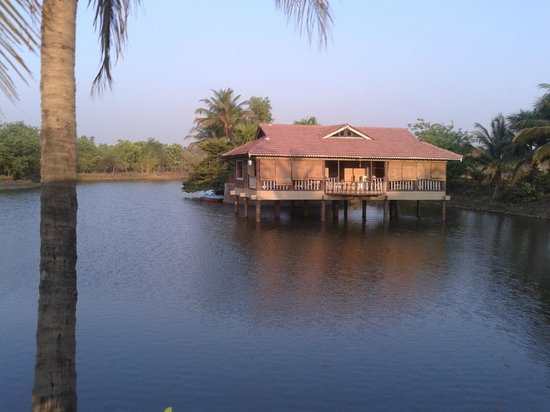 Neral, India: cottage