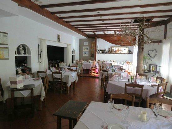 Restaurante Marabu : Indoor dining