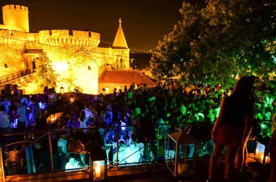 Noćni život u Beogradu Belgrade-at-night