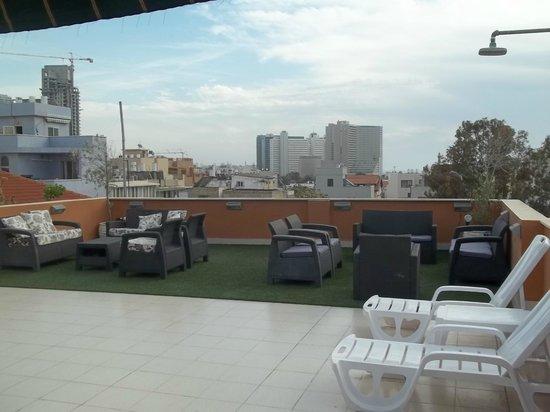 Galileo Hotel: Rooftop