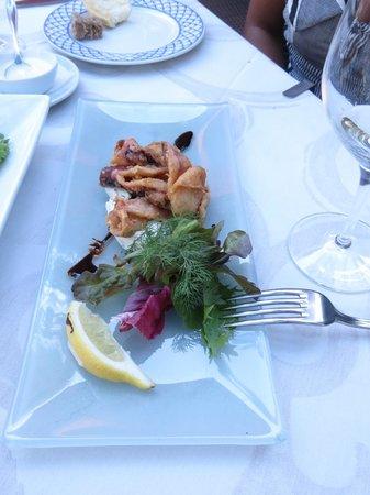 Restaurante Marabu : Octopus