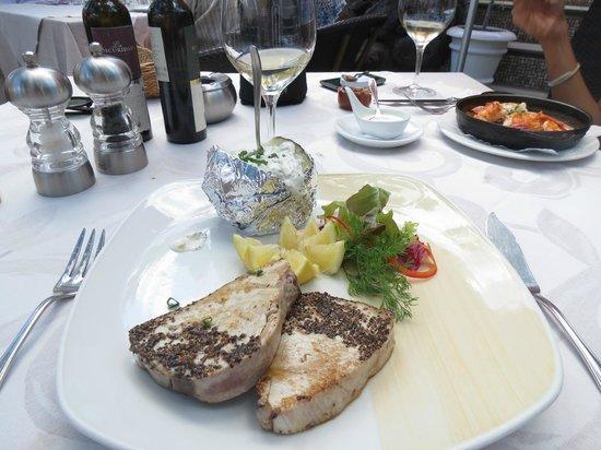 Restaurante Marabu : Tuna