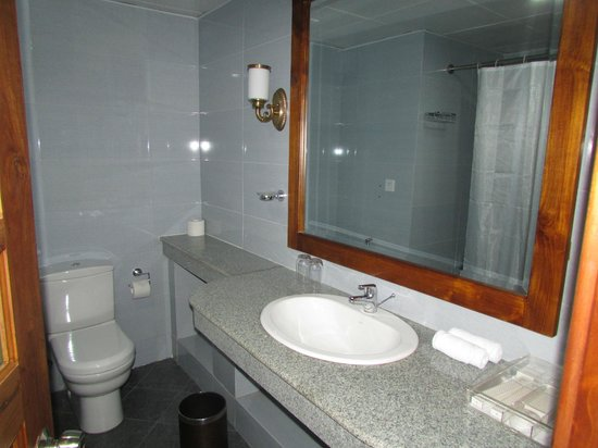 Araliya Green Hills Hotel: Bathroom