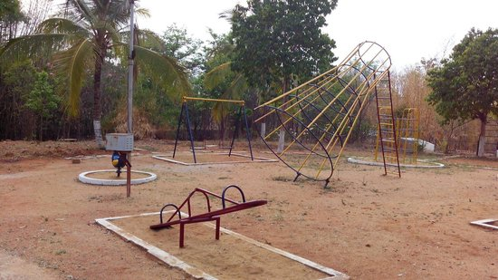 The Sambhram Roost: Children play area