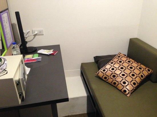 NEOSOHO 24/7 Work & Relax Biz Cabin: 客室