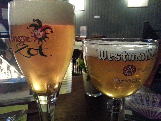Wijnbar Est: birre belghe