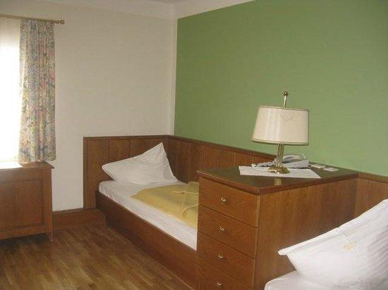 Hotel Posthof: In unseren 30 Zimmern stehen insgesamt 58 Betten zur Verfügung.