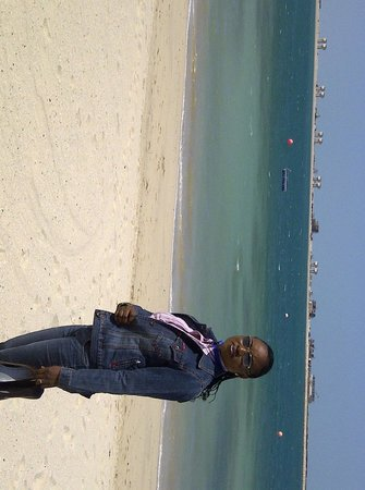 JA Jebel Ali Beach Hotel : on the beach