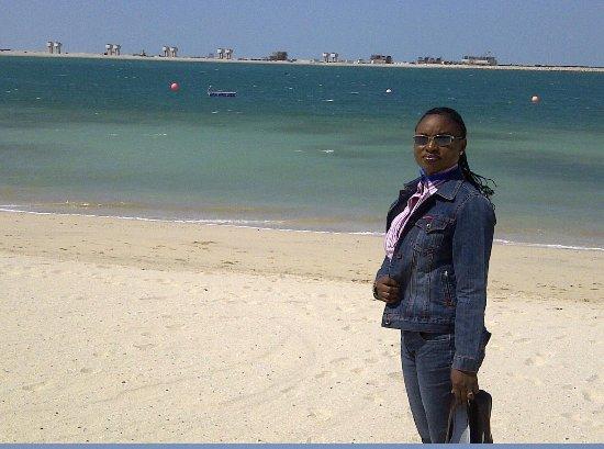 JA Jebel Ali Beach Hotel: on the beach