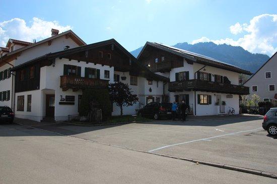 Hotel Ferienhaus Fux: Unterkunft