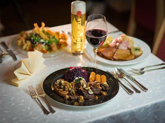 Hotel-Restaurant Gerloserhof: Genussvoll speisen