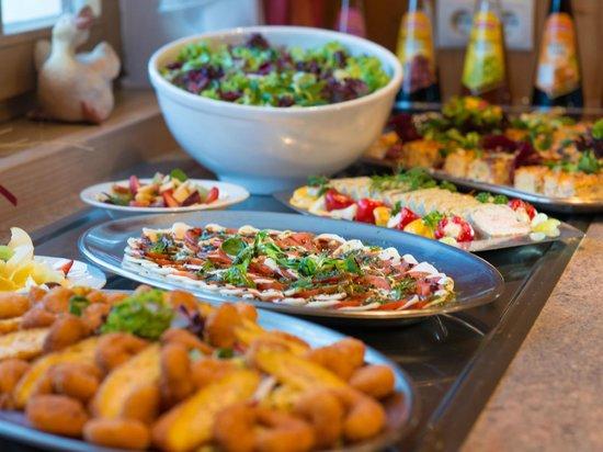 Hotel-Restaurant Gerloserhof: Kulinarische Genüsse