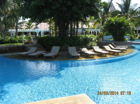Sugar Beach Golf & Spa Resort: pool