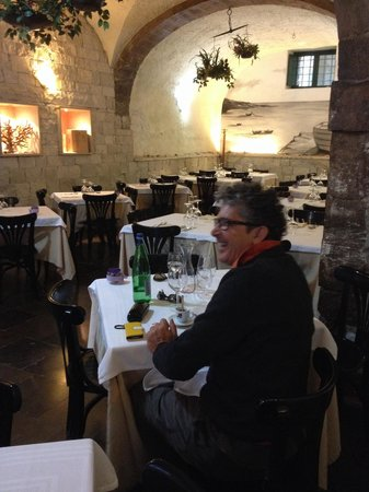L'Oste Del Borgo: I superb lunch after a lovely morning walk around this beautiful Baroque town.