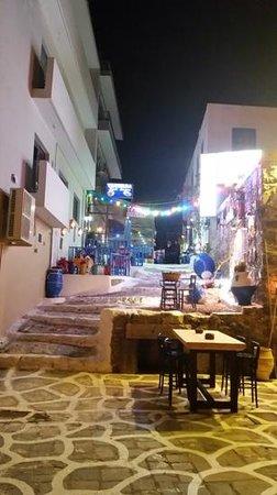Kos Aktis Art Hotel : Fish House Taverna Kos Town