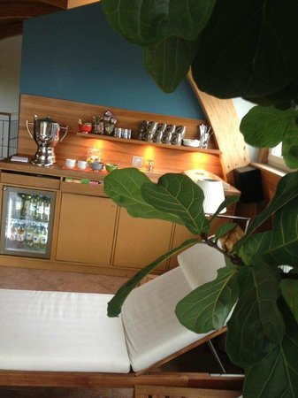 Hotel&Villa Auersperg: Wellness am Dach