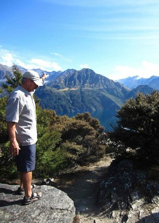 Eco Wanaka Adventures: Volia: another great view