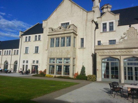 Lough Erne Resort : Hotel Entrance