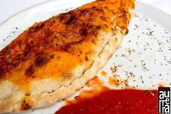 Pizzeria Avanti Benidorm: Calzone