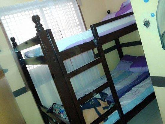 Sigayan Bay Beach Resort: room 2 on halaan. this was before we leave. :)