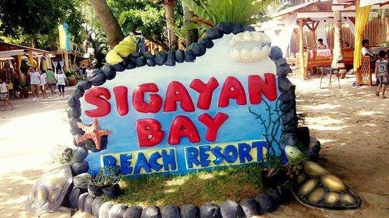 Sigayan Bay Beach Resort: Sigayan