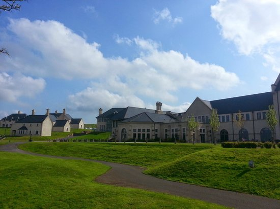 Lough Erne Resort: Exterior View