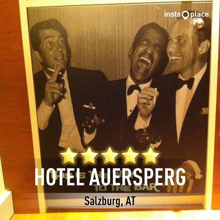 Hotel&Villa Auersperg: Der charmanten Minibar gebe ich 5 Sterne