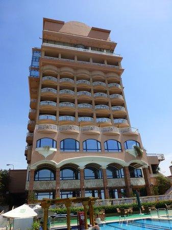 Sonesta St. George Hotel Luxor: The hotel