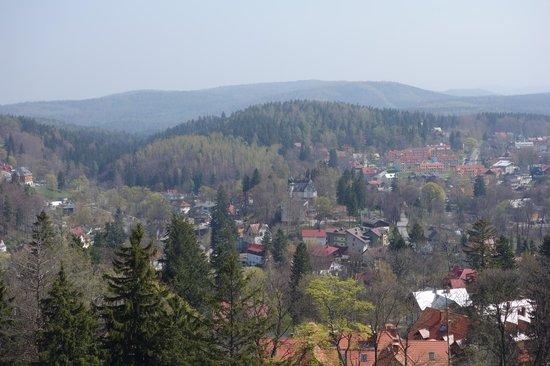 Bornit: Town Views