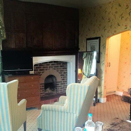 Ockenden Manor Hotel & Spa: Room