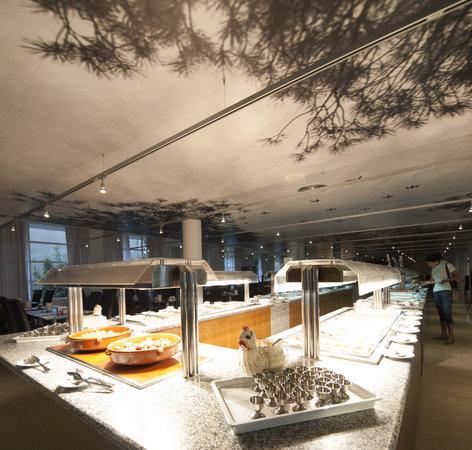 Eix Platja Daurada: Restaurante