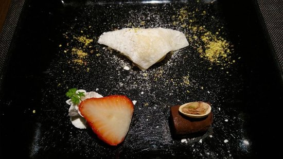 Seikai: Dinner at Banya