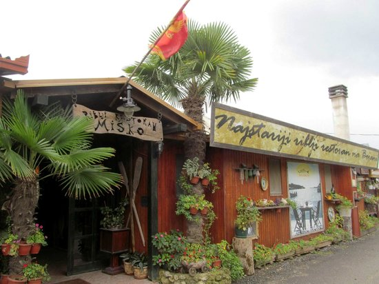 Misko The Oldest Fish Restaurant on Ada Bojana : ...