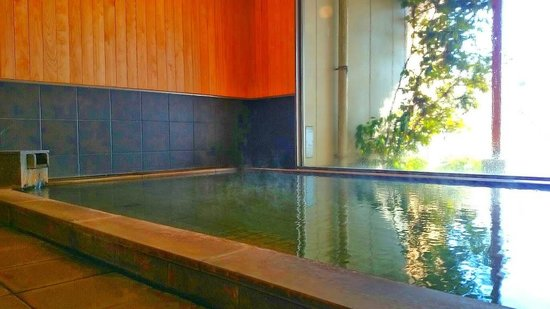Seikai: Onsen at the ground floor