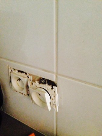 Appart'City Paris Alfortville: Sockets 2