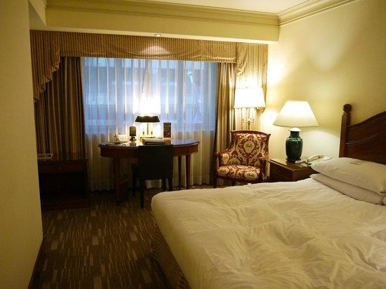Imperial Hotel Taipei: 高級感あります