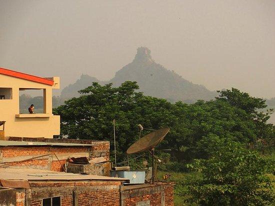Golden Sky Guest House : la vue depuis notre chambre